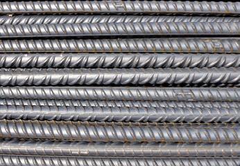 Barre di acciaio per strutture in cemento armato