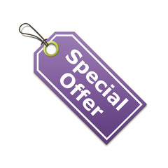 Etiqueta 3d Special offer