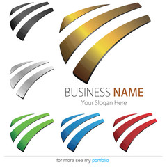 Company (Business) Logo Design, Vector, Arc