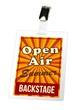 Open Air Summer - Backstage Pass