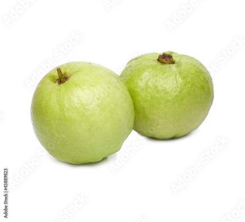 Two guavas