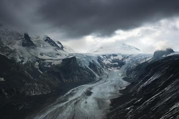 Grossglockner Glacier, Alps