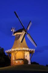 Windmühlen in Greetsiel