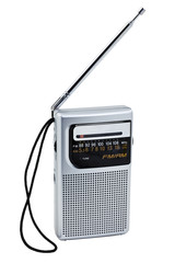 Double AA Battery Radio