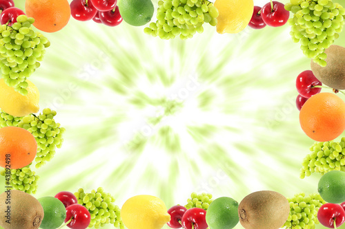 Fruit variety, assortment