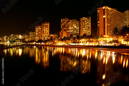 the night of waikiki