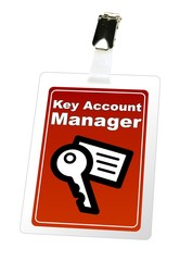Key Account Manager - Ausweis