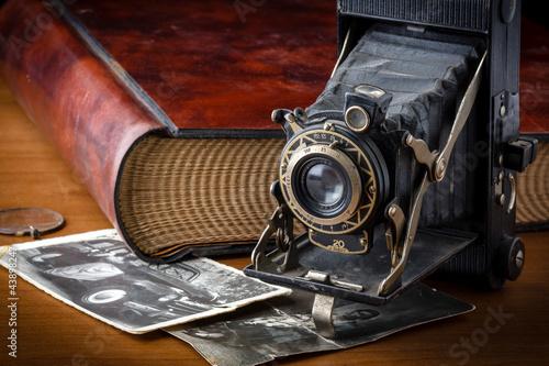 old camera - 43898247