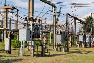 Electricity, electric equipment, substation