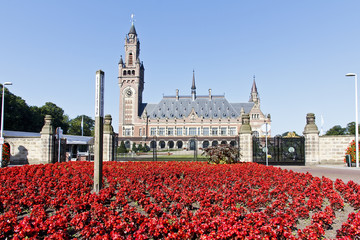 Peace Palace, Seat of the International Court of Justice