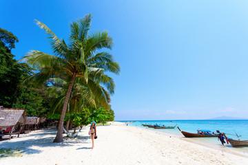 Phi-Phi Islands, Andaman Sea, Thailand