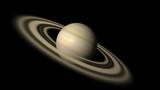 Saturn planet.