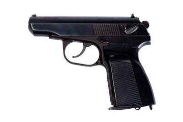 Russian  handgun PMM (Makarov)