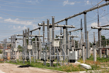 Electric equipment substation