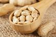 Fresh Dry Organic Peanuts
