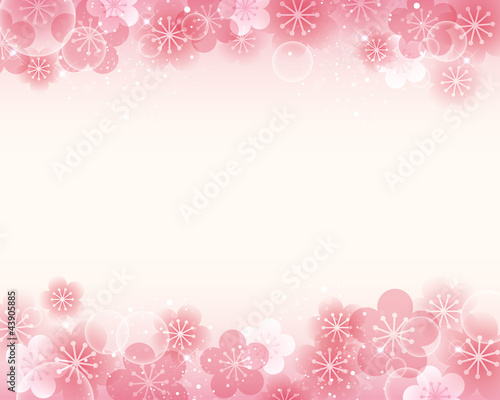 japanese apricot background