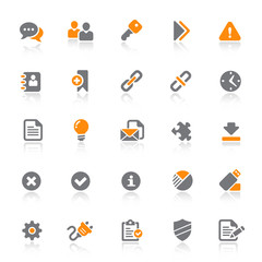 25 Web Icons - Office