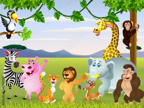 Fototapeten,adorable,afrika,afrikanisch,tier