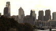 Skyline of Philadelphia, USA