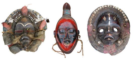 African masks4