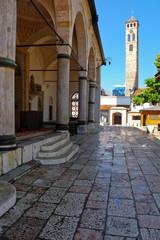 Bosnien Sarajevo Moschee Beg Hof