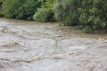 Hochwasser in Graz