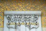 Gebäude der Secession poster