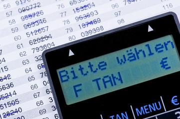 TAN - Liste und TAN Generator