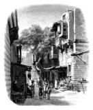 1001Nights - Arabian Street Scene