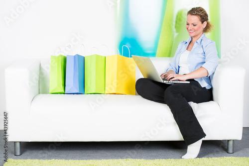 mit freude im internet einkaufen