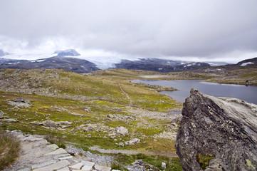 Norwegian lake