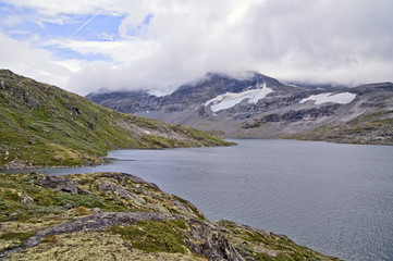 Norwegian lake