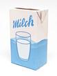 Milchtüte - 43927690