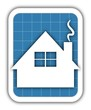 Architect Blueprint Blue Print Icon