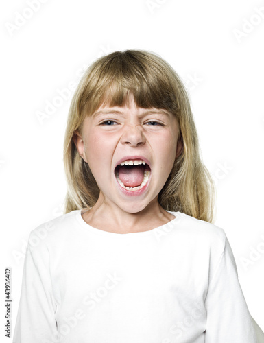 Screaming Girl