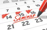 Kalender-Serie: Seminar