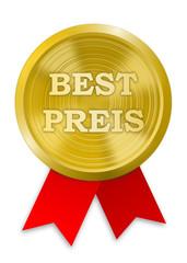 Gold Bestpreis