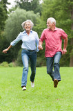 Fototapety Active seniors