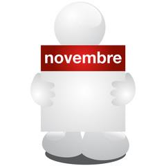 actualités novembre