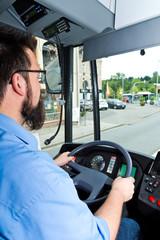 Busdriver @ Work
