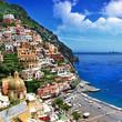 Italian scenery -Positano, Amalfi coast
