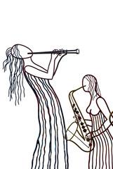 Figures jazz