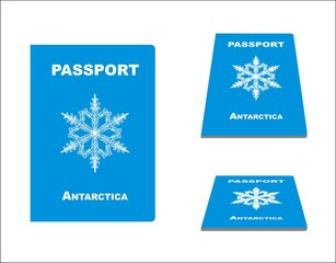 Antarctic passport