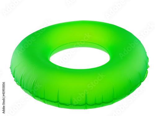 Leinwandbild Motiv schwimmring
