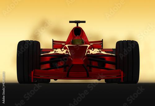 formel-1-racer-frontalny