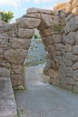 Arco a sesto acuto- Civitavecchia l'Acropoli di Arpino