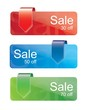 tags sale colors