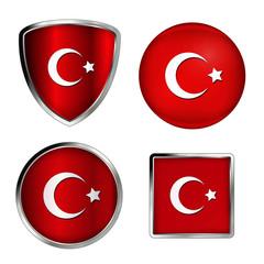 türkei icon set