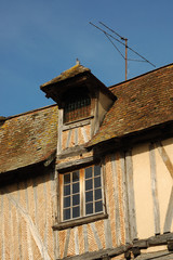 typical house in Bergerac