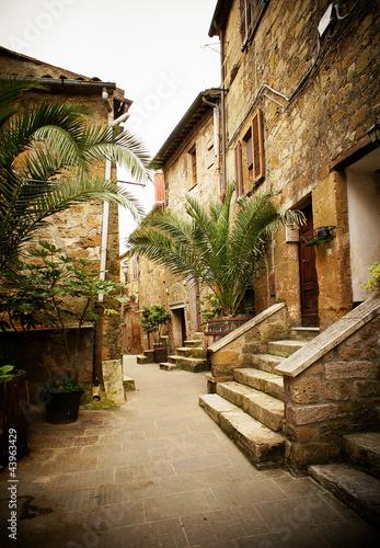 cute italian street 43963429
